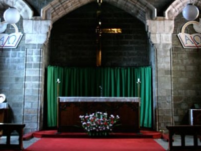 St. Michael's And All Angels Church - Sandakan