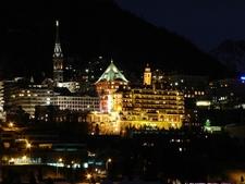 St. Moritz By Night