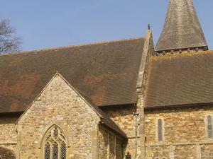 Worth St. Nicholas 'Church