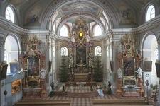 St Nikolaus Pfarrkirche-Interior