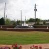 Stockbridge 2 C Georgia City Hall Fountain