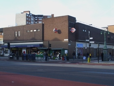 Stockwell Tube Station Building