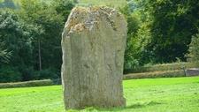 Stone At Newgrange