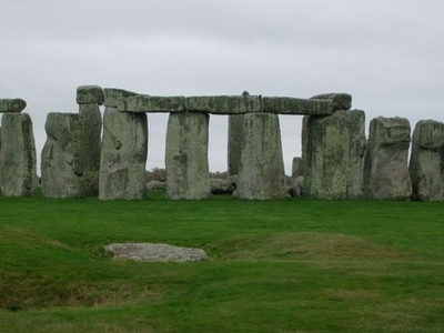 Stonehenge From The Northeast