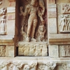 Stone Sculpture At Gangaikonda Cholapuram