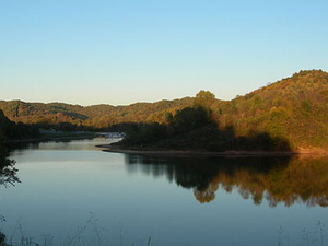 Stonewall Jackson Lake