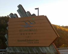 Stonewall Resort State Park
