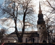 Stora Tuna Church