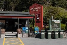 Store @ Arthurs Pass - South Island NZ