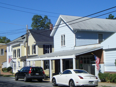 Stores On North Morris Street