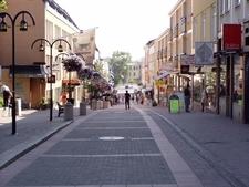 Storgatan In Hrnsand