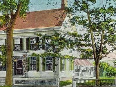 Stowe  House  2 C  Brunswick  2 C  M E