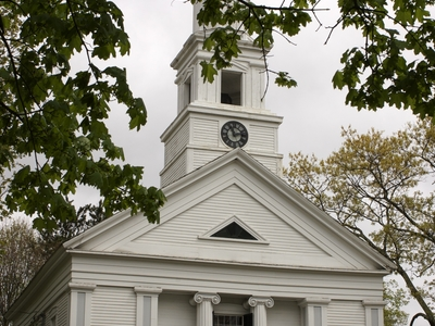 Stow First  Parish  Church