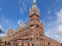 St Pancras estación de tren