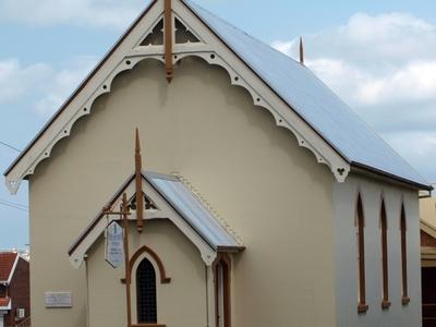 St  Pauls  Church  Taree