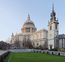 St Paul's From The South-East