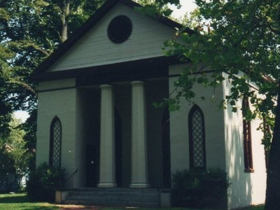 St. Peters Episcopal Church In Port Royal