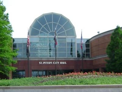 St .  Peters  City  Hall