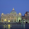 St. Peter's Basilica Morning View