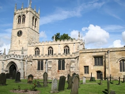 St Peter's Church - Conisbrough
