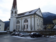 St-Petrus Church Inzing Austria