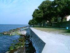 Strandpromenaden In Visby
