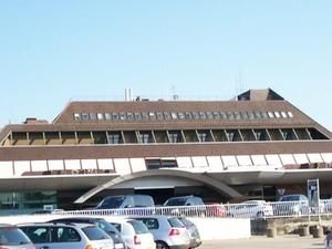 Aeropuerto de Estrasburgo