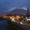 Stratovolcano Located Near Arequipa