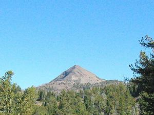 Montaña Fresa
