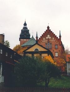 The Cathedral Of Strängnäs