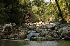 Stream Inside Turda Gorge - Cluj