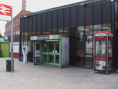 Streatham Railway Station Building