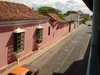 Street In The Historic Centre Of Coro
