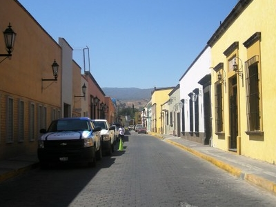 Street In Tequila