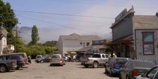 Street Scene In Bolinas