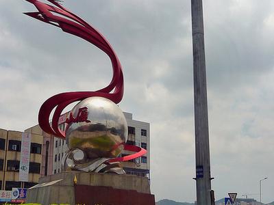 Street Sculpture Longgang