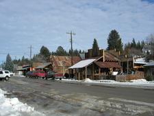 Streetside In Idaho City