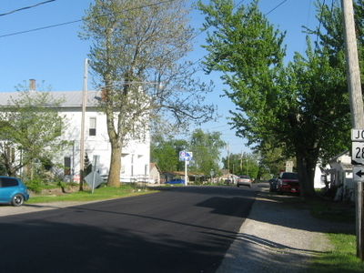 Streetside In Middleburg