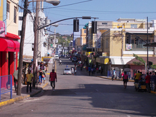Streets Of Montego Bay, Jamaica