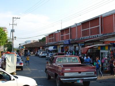 Street Market Tehuantepec
