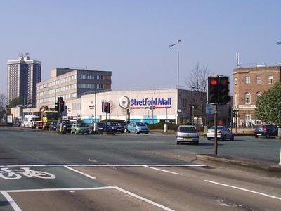 Stretford's Town Centre