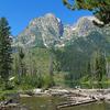 String Lake Trail - Grand Tetons - Wyoming - USA