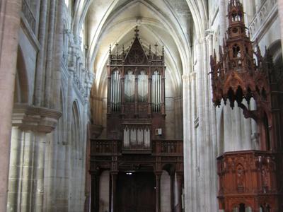 Church Of Saint-Taurin
