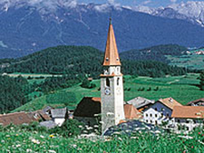 St Thomas Parish Church Arzl Im Pitztal Austria
