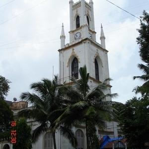 St.Thomas Cathedral Mumbai