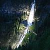 Stuiben Falls In The Night, Umhausen, Austria
