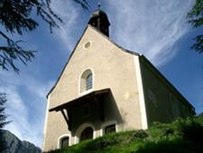 St-Ulrichskapelle Pfunds Austria