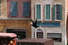 Stunt Man Falling At Lights, Motors, Action! Extreme Stunt Show