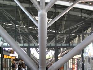 El aeropuerto de Stuttgart