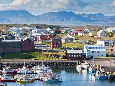 Stykkisholmur - Snaefellsnes Peninsula